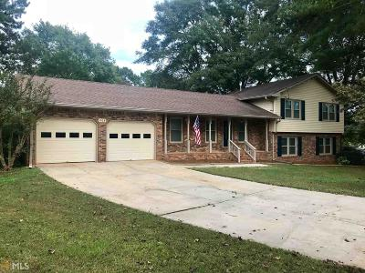 Conyers Single Family Home New: 608 SE Sandhill Cirle
