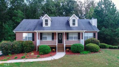 Newton County Single Family Home New: 75 Creekside Trail