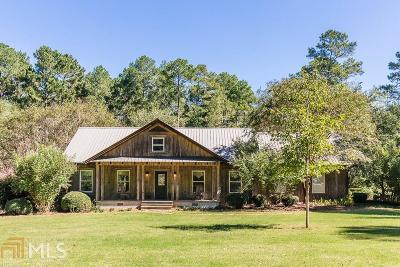 Single Family Home New: 5051 Greensboro Highway
