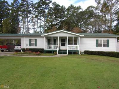 Martin Single Family Home For Sale: 180 Lakeview Way