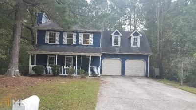 Conyers Single Family Home New: 2441 Shoals Dr