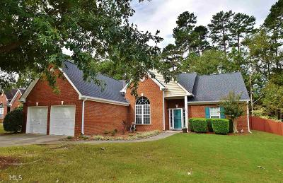 Buford Single Family Home New: 3454 Cast Bend