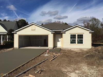 Kingsland GA Single Family Home New: $191,990