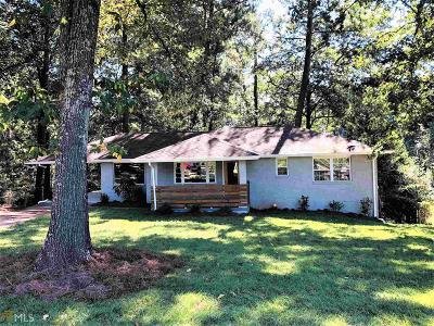 Atlanta Single Family Home New: 2800 SE Clifton Church Rd