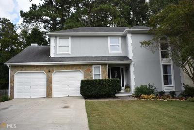 Alpharetta Single Family Home New: 11125 Pinehigh