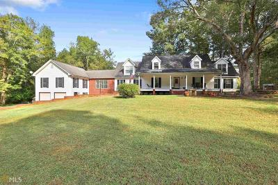 Fayetteville Single Family Home For Sale: 253 Adams Rd