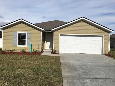 Kingsland Single Family Home New: 105 Paradise Ct #25