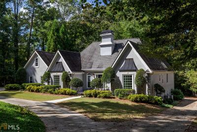 Johns Creek Single Family Home New: 10570 Buice Rd