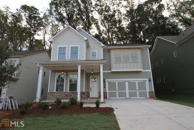 Decatur Single Family Home New: 664 Avondale Hills Drive