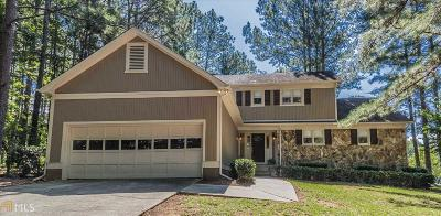 Greensboro Single Family Home For Sale: 1140 Golf Vw Ln