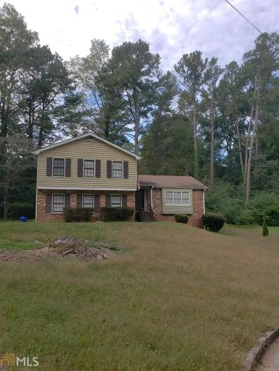 Decatur Single Family Home New: 4429 Luxembourg Way