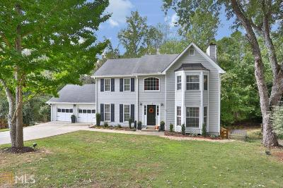 Alpharetta Single Family Home New: 9250 Brumbelow Xing Way