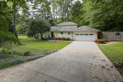Atlanta Single Family Home New: 1178 Wild Creek Trail NE