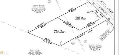 Loganville Residential Lots & Land For Sale: 5280 Emmett Still Rd