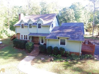 Dahlonega Single Family Home For Sale: 532 Ridley Rd