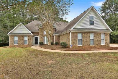 Newnan Single Family Home New: 17 Creek Ct