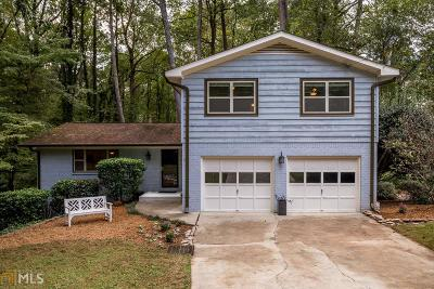 Chamblee Single Family Home For Sale: 4122 Commodore Dr