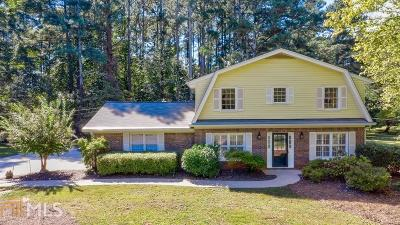 Roswell Single Family Home New: 495 Houze Way