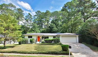 Decatur Single Family Home New: 2268 Saratoga Dr
