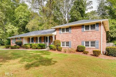 Decatur Single Family Home New: 3218 Rehoboth Drive