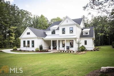 Milton Single Family Home New: 15820 Burdette Ct