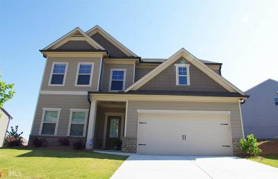 Braselton Single Family Home New: 9917 Village Crest Way