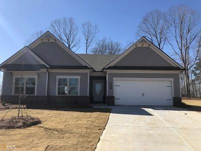 Braselton Single Family Home New: 9927 Village Crest Way