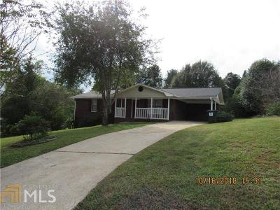 Winston GA Single Family Home Under Contract: $139,900
