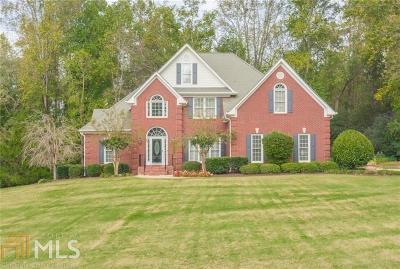 Flowery Branch Single Family Home Under Contract: 5012 Oak Farm Way