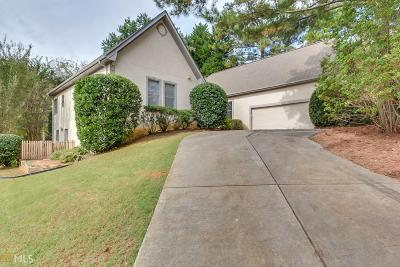 Alpharetta Single Family Home Under Contract: 5320 Skidaway Dr
