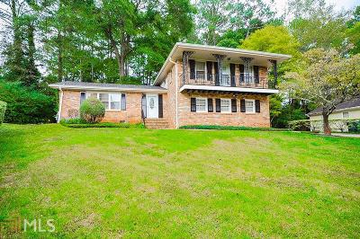 Stone Mountain Single Family Home New: 4516 Cherie Glen