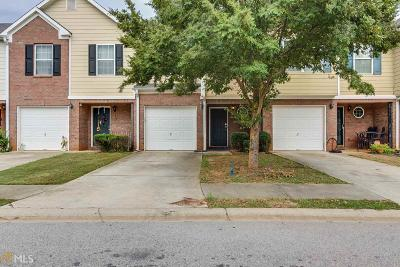 McDonough Condo/Townhouse Under Contract: 625 Magnolia Gardens Walk