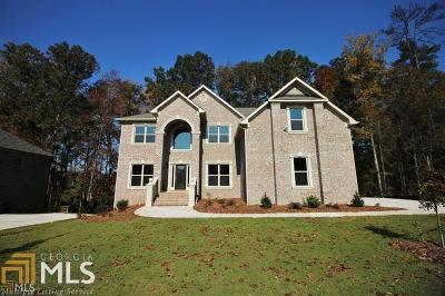 McDonough Single Family Home Under Contract: 1009 Herb Ct #154