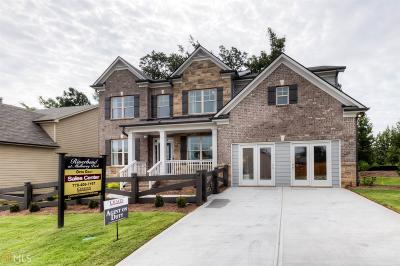 Braselton Single Family Home New: 5750 Rivermoore Dr