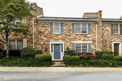 Decatur Condo/Townhouse New: 1482 Leafview Road