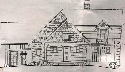 Fannin County Single Family Home For Sale: Shepherds Way #Lot 33