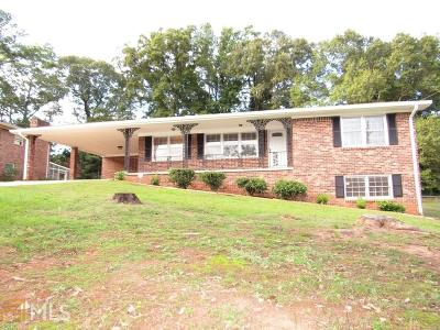 Decatur Single Family Home New: 3051 E Chapel Circle