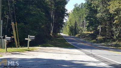 Conyers Residential Lots & Land For Sale: 2709 Dennard Rd