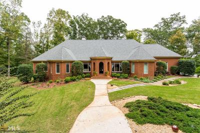 Atlanta Single Family Home New: 120 Russell Drive