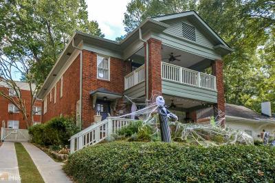 Multi Family Home New: 915 Rosedale Rd