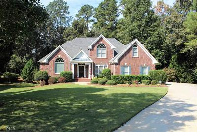 Conyers Single Family Home New: 1140 Oxford Dr SE