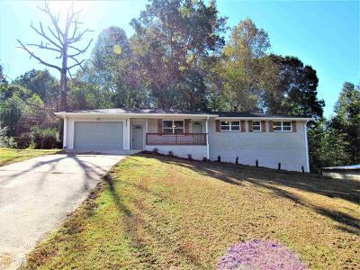 Douglasville Single Family Home New: 4495 Merlin Cir