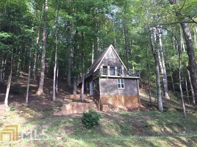 Ellijay Single Family Home Under Contract: 1024 W Mountaintown Trl