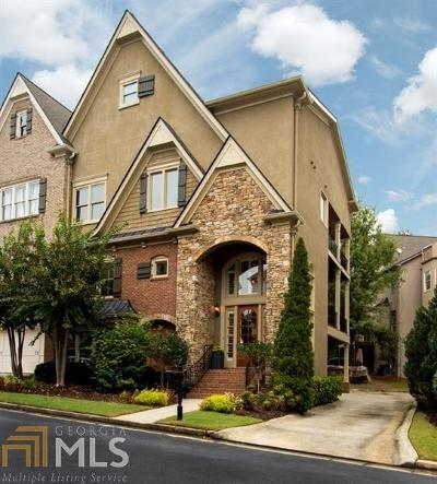 Brookhaven Condo/Townhouse New: 1943 Saxon Valley Cir