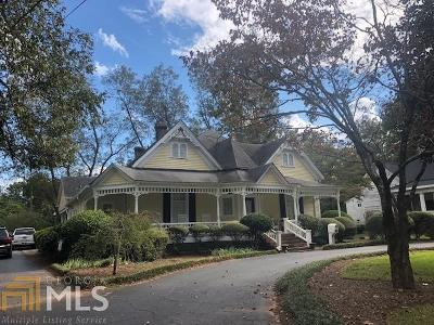 Monticello Single Family Home For Sale: 951 Forsyth St