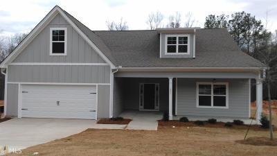 Senoia Single Family Home Under Contract: 255 South Ridge #Lot 38