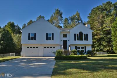 Dallas Single Family Home New: 600 Williams Rd