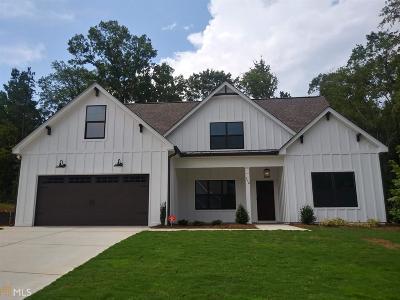 Senoia Single Family Home Under Contract: 350 South Ridge #Lot 25