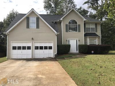 Decatur Single Family Home New: 2515 Waters Run