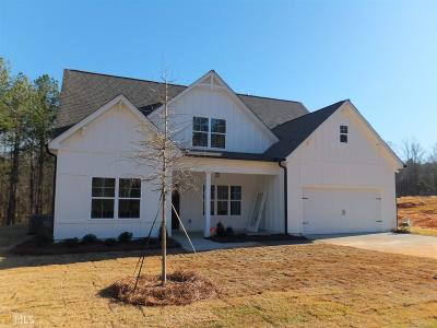 Senoia Single Family Home Under Contract: 385 South Ridge #Lot 26